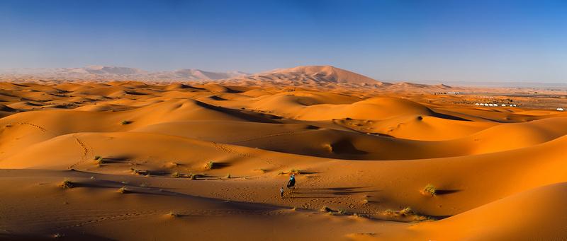 Morroco - Sahara Desert
