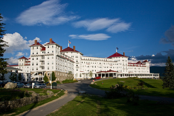 Bretton Woods Resort, New Hampshire